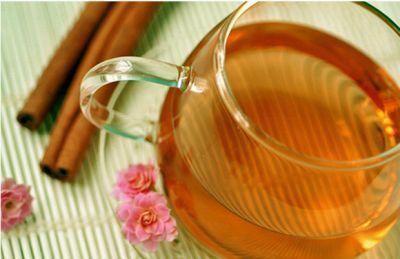 Fahéjjas tea Darky TaeBlogjáról