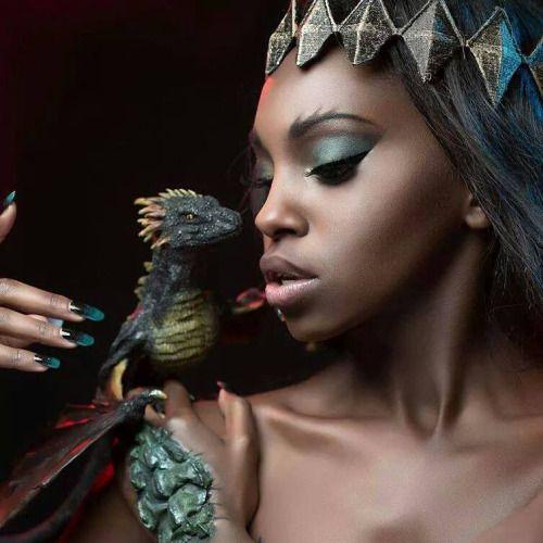 Dragon Queen by Fabrice Meuwissen
