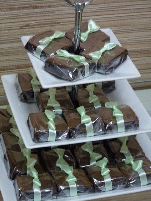 individually wrapped brownies | bake sale | Brownie ...