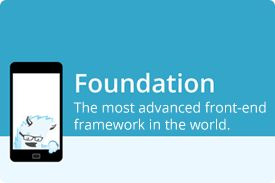 Zurb Foundation is my new favorite front-end framework