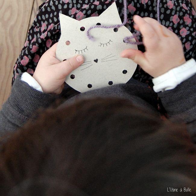 L'usine à bulle: [DIY] Apprendre à coudre aux enfants