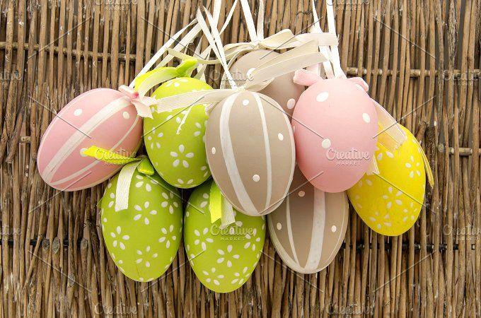 huevos decorados by bella on @creativemarket