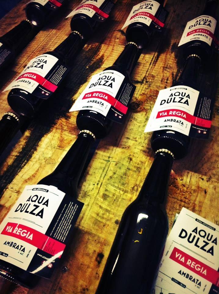 Aqua Dulza - Birra Artigianale Craft Beer - Como, Italy