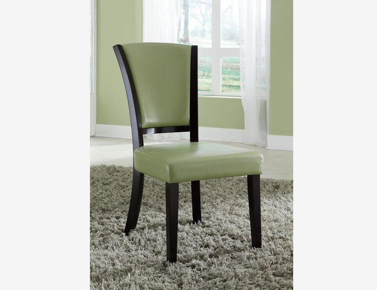 12 best images about Dining room chairs – Green Leather Dining Chairs