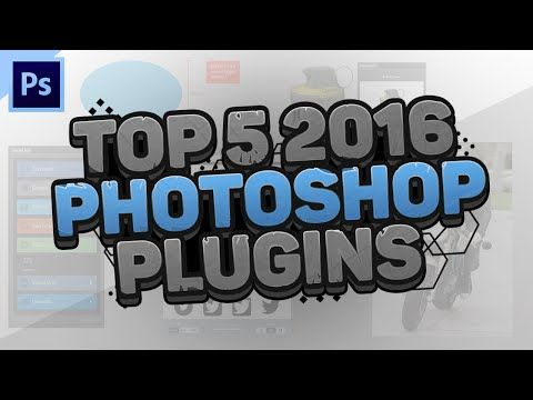 Top 5 Free Photoshop Plugins 2016 by Qehzy | Photoshop Beginner