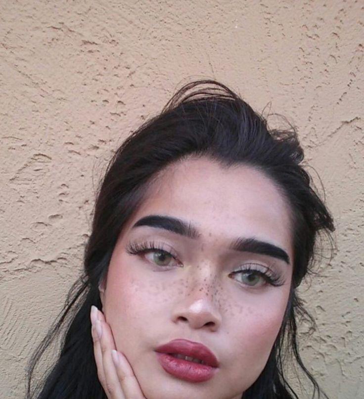 141 Best Freckles Images On Pinterest