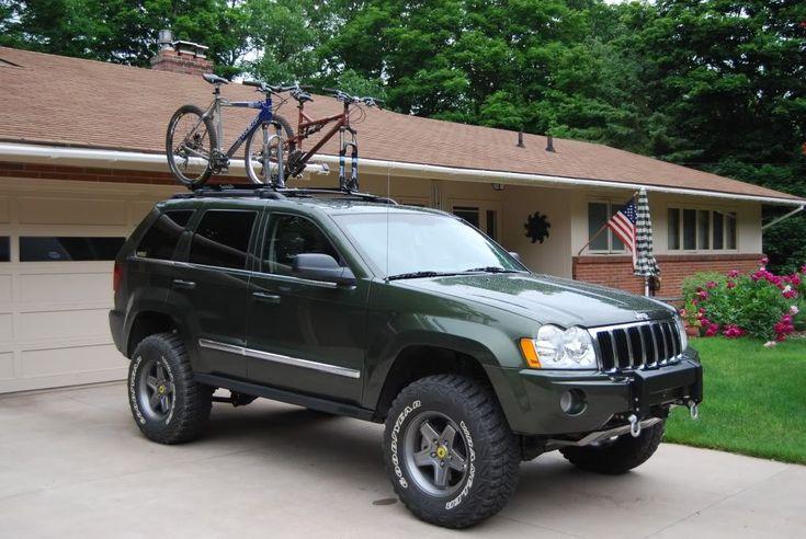 SOLD-Lifted 2006 Jeep Grand Cherokee 5.7L HEMI - Great ...