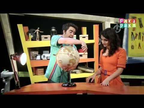 ▶ Huso horario - La casa De La Ciencia - YouTube