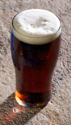 Drafty Kilt Scotch Ale - Monday Night Brewing, Atlanta, GA