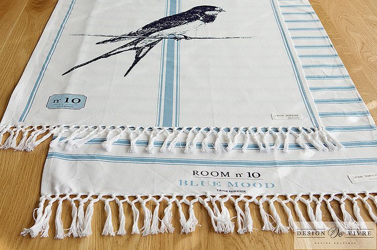 Blue Mood Kitchen Towels