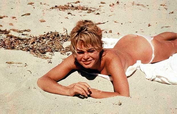 It all began with Brigitte Bardot.  Once St Tropez became her favourite beach haunt, following Bardot's appearance in And God Created Woman, the town would never be the same again.