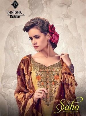 Tanishk Fashion Saho Pashmina Winter Collection