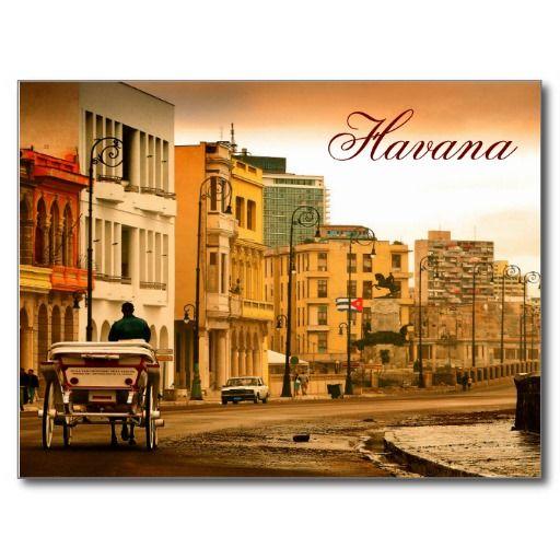 Foto del viaje de Cuba La Habana. #tarjeta #postal #postcard