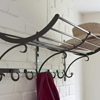 Wendle Luggage Rack Made By Jim Lawrence