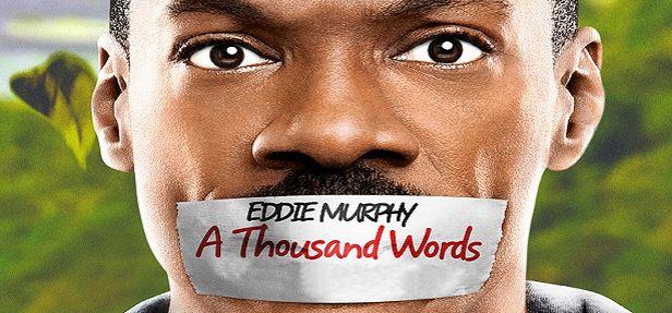 Um filme leve, divertido, com um toque de romance e bastante criatividade e drama. Leia e assista 'As Mil Palavras' com Eddie Murphy! Dica de filme!