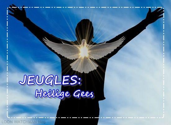 Jeugles - Heilige Gees 2