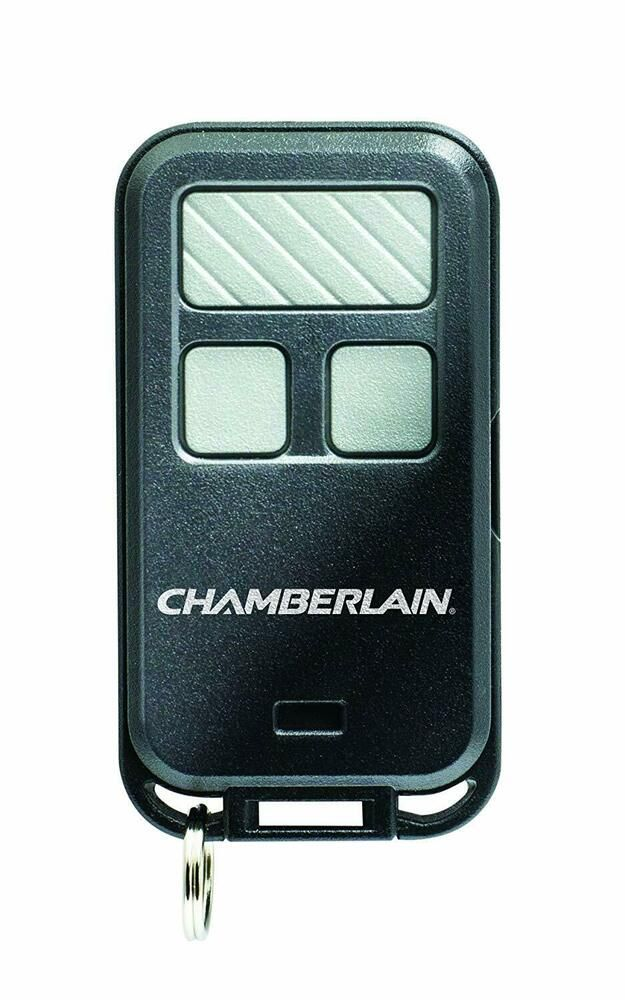 Details About 3 Button Garage Keychain Remote Control Mini Chamberlain Door Opener 956ev