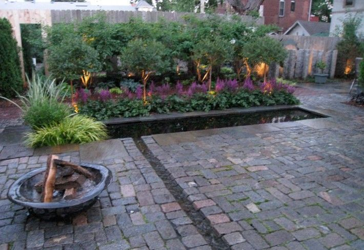 Best 25+ Cobblestone patio ideas on Pinterest | Modern ...