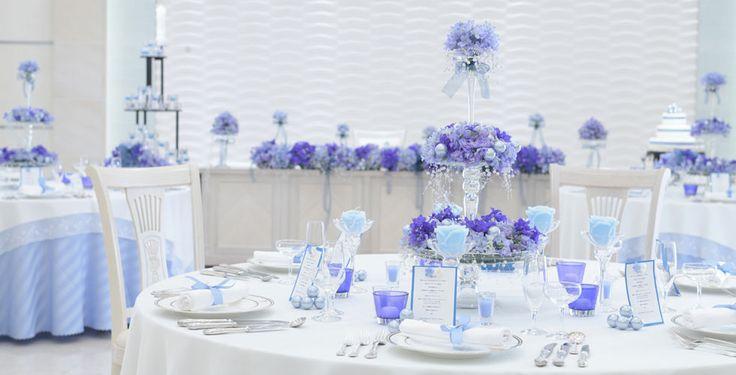 パーティ   施設紹介   大阪の結婚式場・ウエディングならノートルダム センティア
