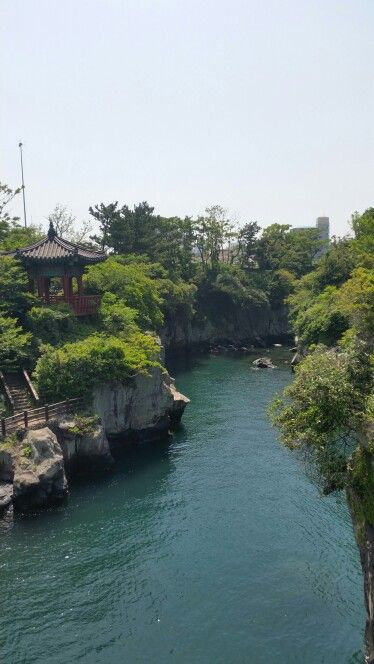 Yongduam on Jeju