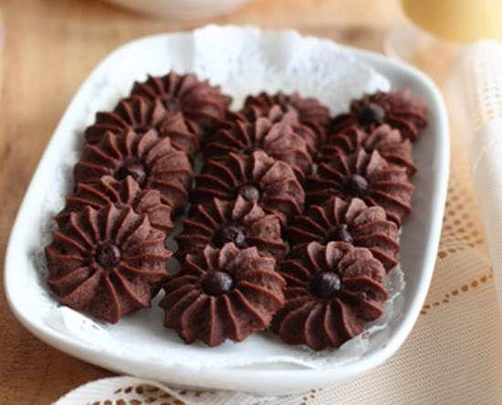 Resep Kue semprit Coklat