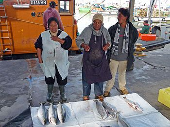 """Just the mention of fishing brings up a picture of hangman drawings. So-called """"fishers"""" (PC for fisherman and fisherwoman) have been hung out to dry by the fisheries department which has taken away the fishing rights of traditional line fisherman."""