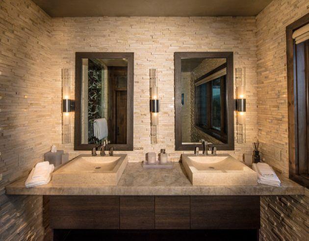 Mueble De Baño Xacobeo:тему: Espejos Para Baños Modernos в Pinterest