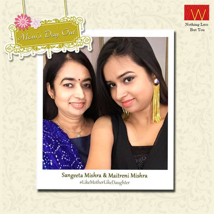 This ‪#‎MothersDay‬ is getting all fun with styling your mom at the nearest W store and uploading her click and winning loads of goodies like these and others for you and and your mom.