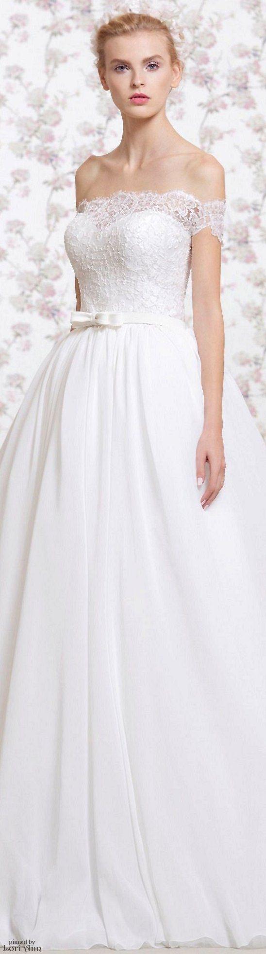 Georges Hobeika Bridal Spring 2016 Wedding Dresses Only