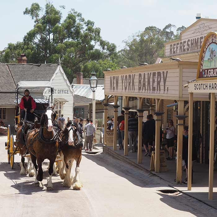Via @MumCentralAU  - We stepped back into the 1850s goldrush era at Sovereign Hill, Ballarat. Read what we had to say as we and the kids put the attraction through its paces.