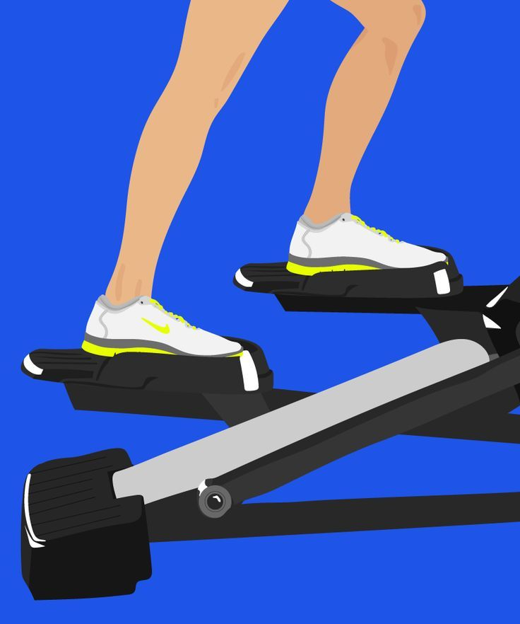 Greatist - How To Get A Good Workout On The Elliptical | How to be more effective when using the elliptical. #refinery29 http://www.refinery29.com/greatist/167
