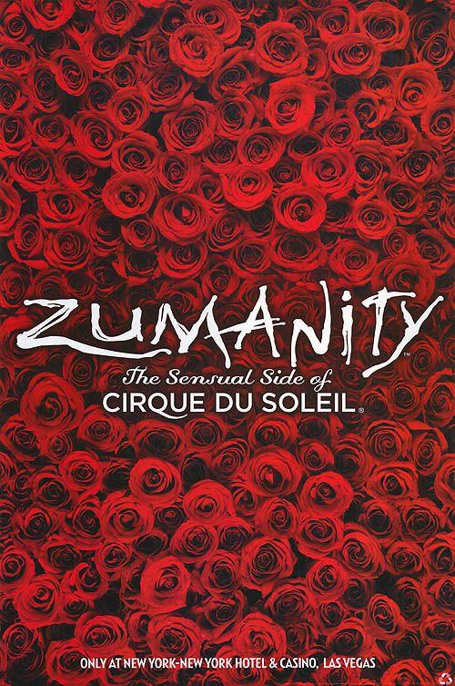Cirque du Soleil's Zumanity at the New York New York Hotel & Casino, Las Vegas, NV