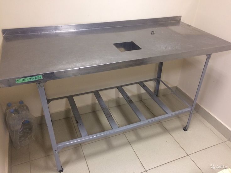 Продам Разделочный стол за 5000 руб. http://kovrov.city/wboard-view-6738.html  Разделочный стол, в хорошем состоянии. Из нержавеющей пищевой стали. Так же есть в наличии морозильная ларь, состоянии практически новой. 5 отсеков.