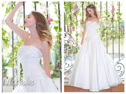 MICHELLE / Wedding Dresses / Winter 2013 Collection / Jack Sullivan Bridal