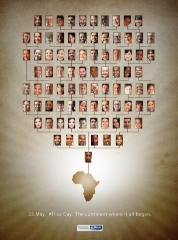Africa Day | Governo da Bahia | Leiaute Propaganda
