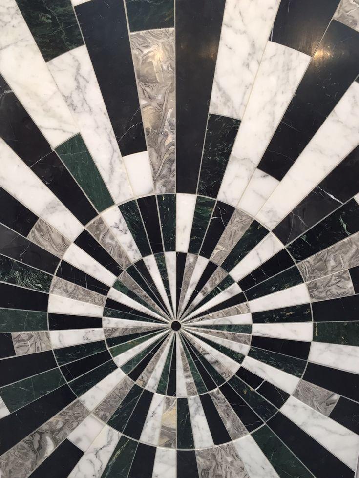 Kelly Wearstler's New Tile Collection for Ann Sacks via La Dolce Vita | www.ladolcevitablog.com