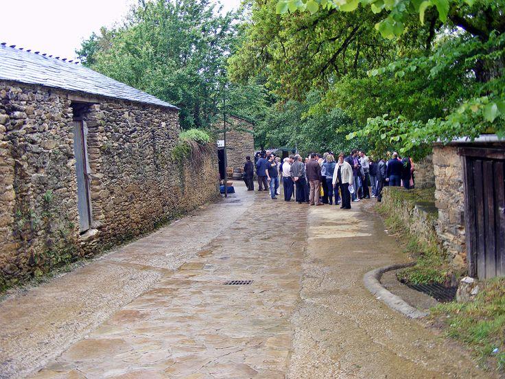 Vilachá as Cortes, Lugo, Camino de Santiago