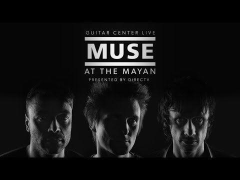 MUSE - LIVE at the Mayan 2015 [Los Angeles, California] HD. - YouTube