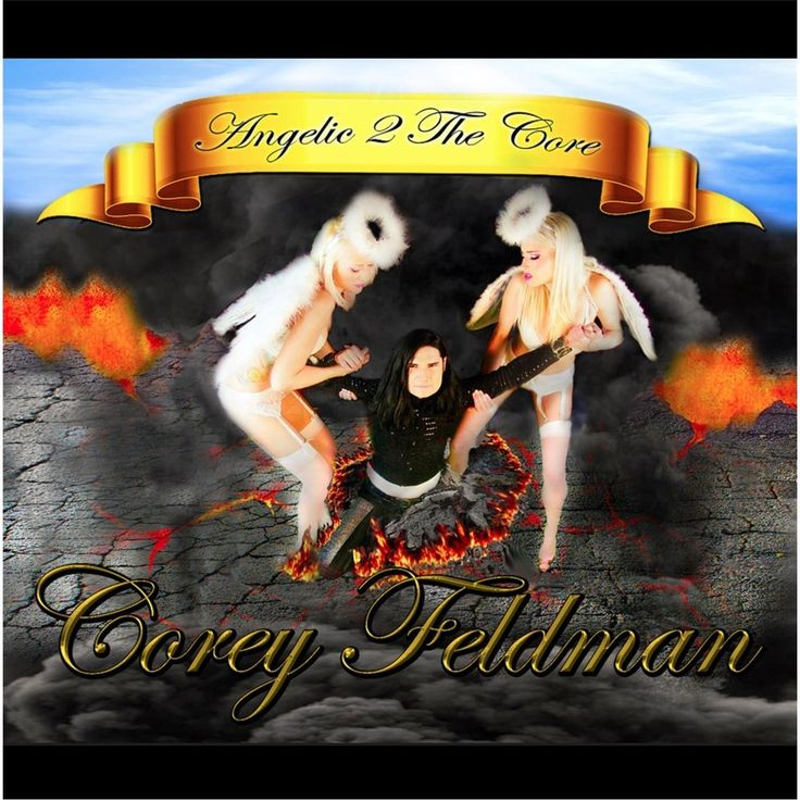 Corey Feldman - Angelic 2 The Core [1000 x 1000]