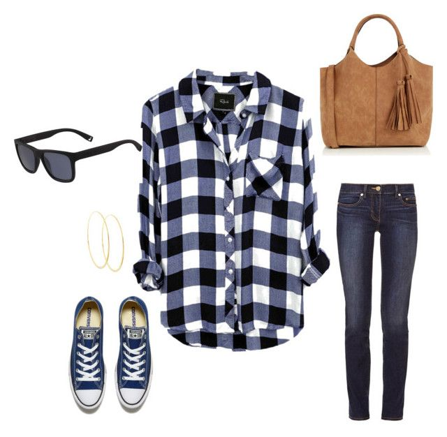 Pop to the shops by kiffy04 on Polyvore featuring polyvore fashion style Tory Burch Converse Oasis Lana Lacoste clothing