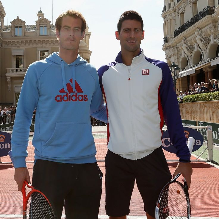 ¿Cuánto mide Andy Murray? - Altura - Real height Be064a27c754d77fb75769e9501550ef--murray-djokovic-andy-murray