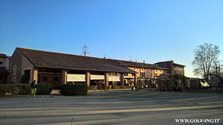 Clubhouse @Golf Club Le Vigne Villafranca