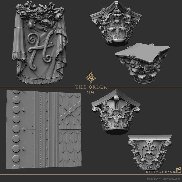 RAD Environment Team, The Order: 1886 Art Dump - Polycount Forum