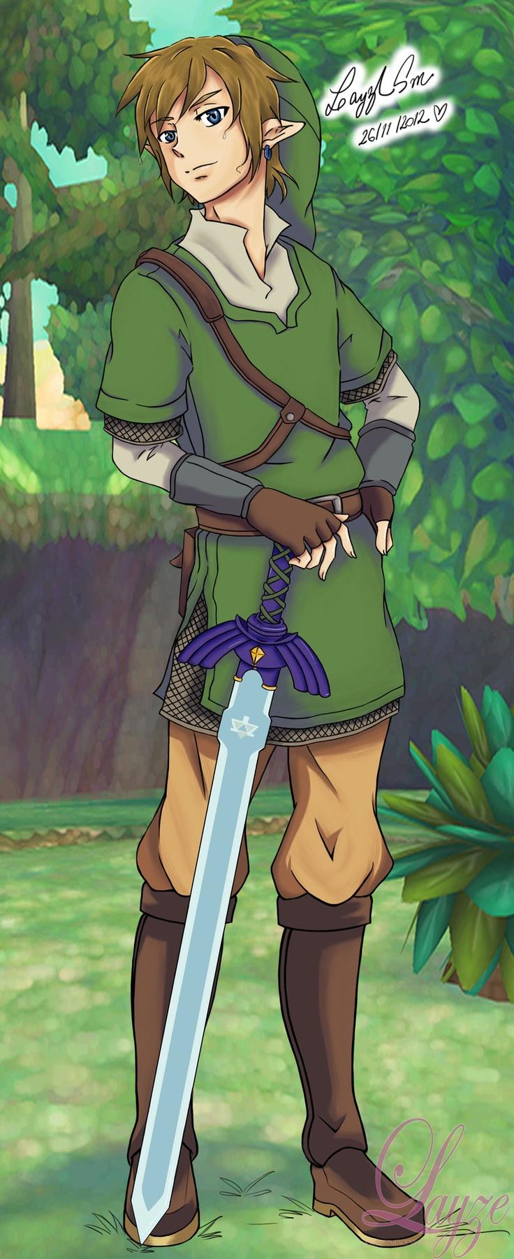 zelda and link relationship skyward sword