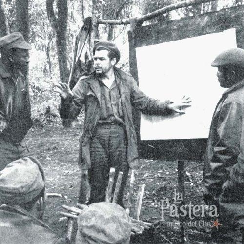 Che Guevara in the Congo (1965)
