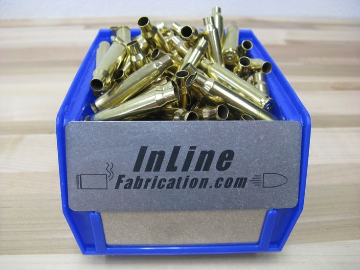 Bin Barriers | Inline Fabrication