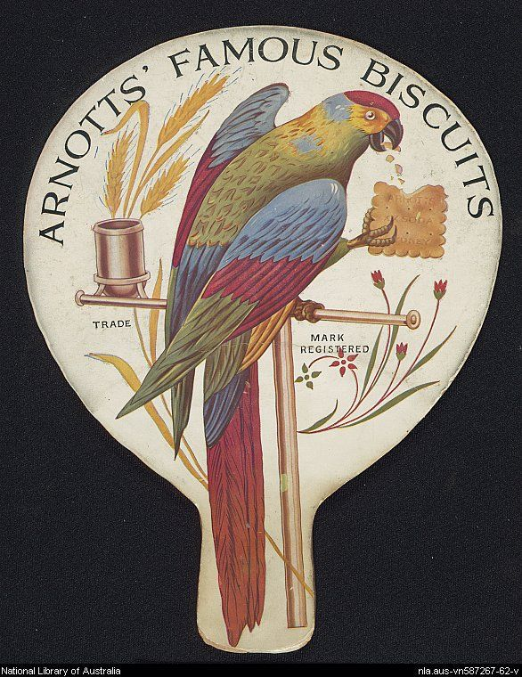 [Food : ephemera material collected by the National Library of Australia]..Aussie Icon