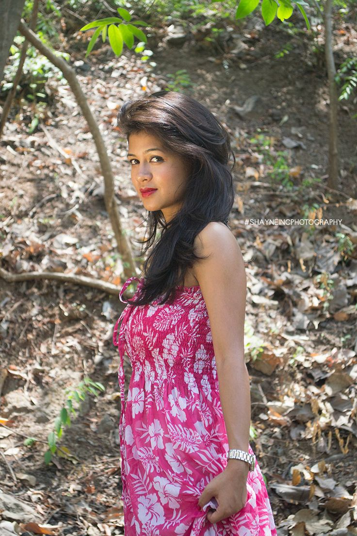 Innocent, yet #cute with model Wendy at Yeoor Hills, Thane. #shayneincphotography #photoshoot