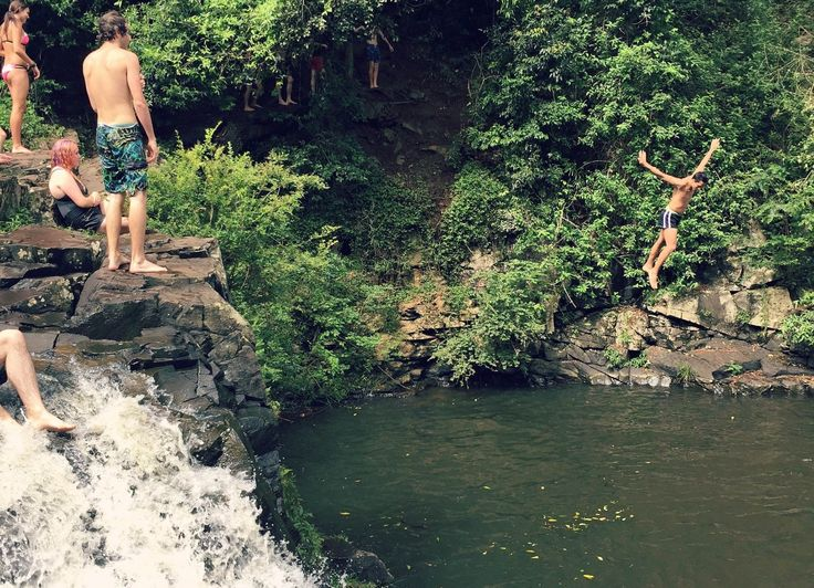 best swimming holes near brisbane