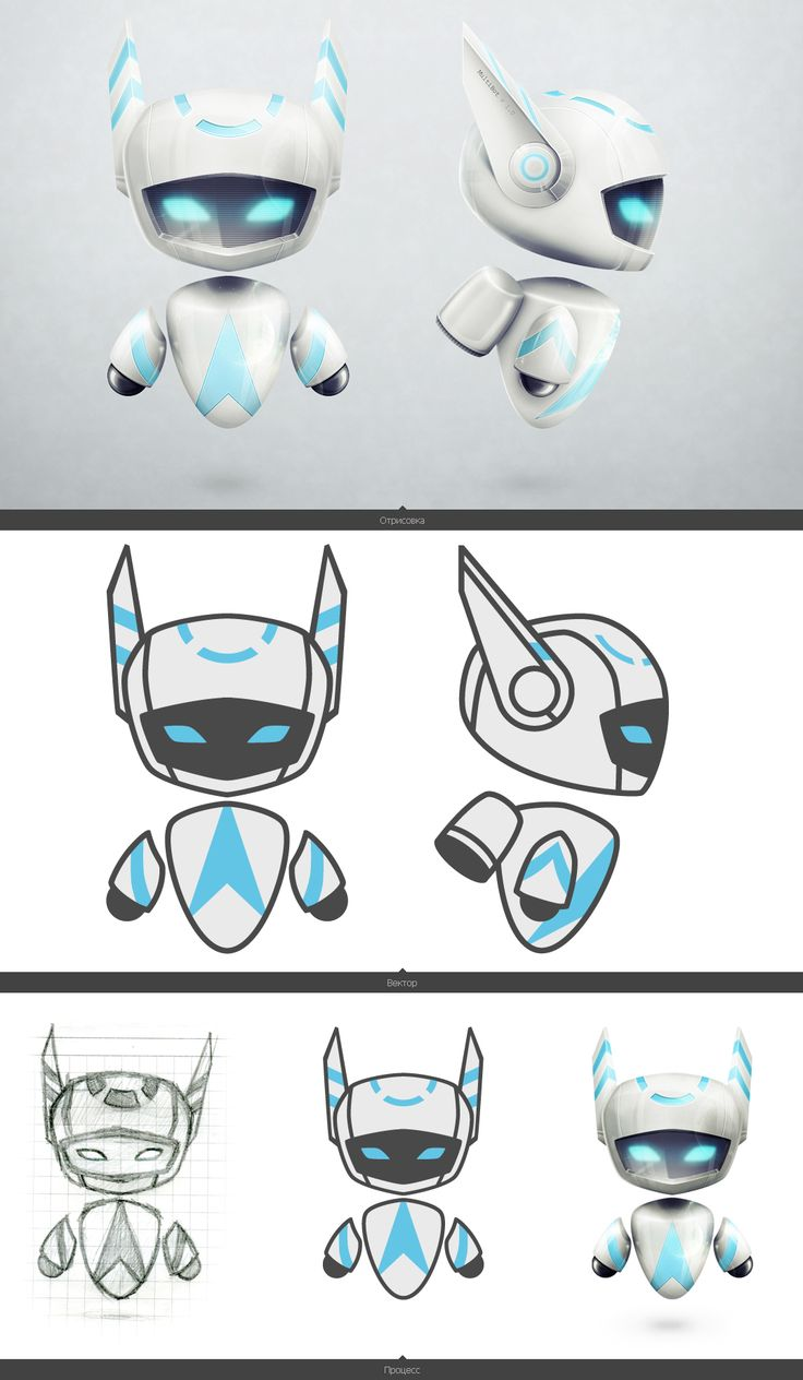 Cartoon Characters As Robots : Images about axyz bots on pinterest artworks